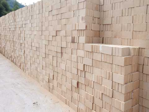 Al-Si Refractory Bricks for Sale