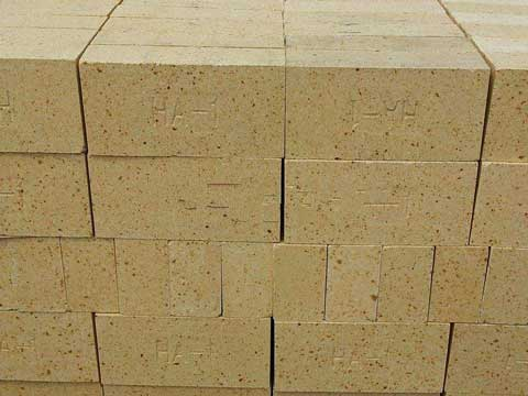 Alumina Silica Fire Bricks at Rongsheng