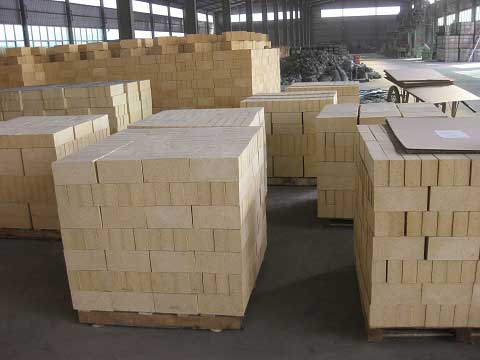 Alumina Silica Fire Bricks for Sale