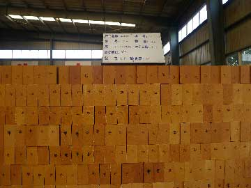 Fire Clay Bricks Manufacturing