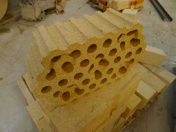 Fire Clay Bricks Properties
