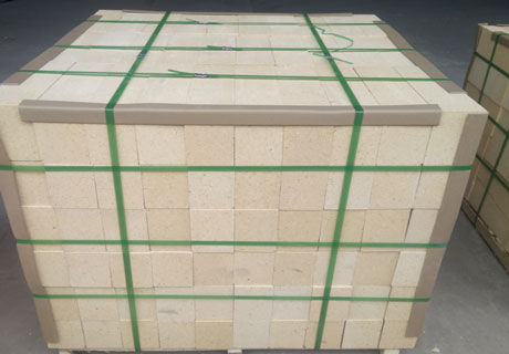 High Alumina Bricks Packaging