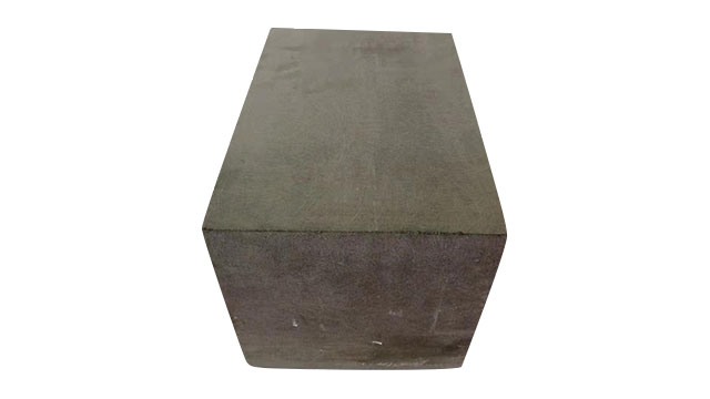 Fused cast mullite brick