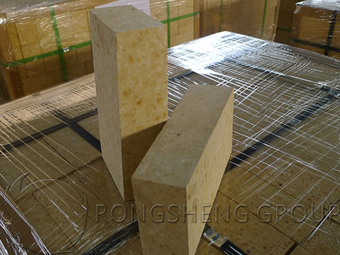 Anti Stripping High Alumina Bricks