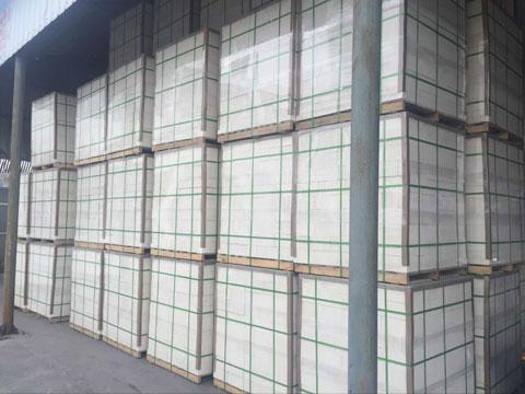 Mullite Bricks Packaging in Rongsheng Factory