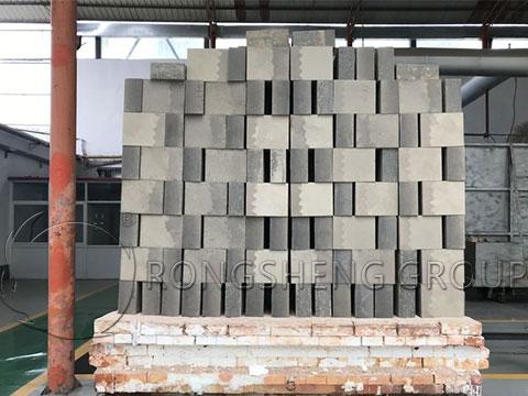 Phosphate Bricks for Rotary Kilns