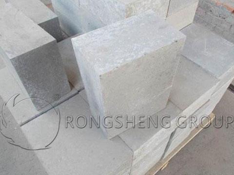 Rongsheng Phosphate Bonded High-Alumina Bricks