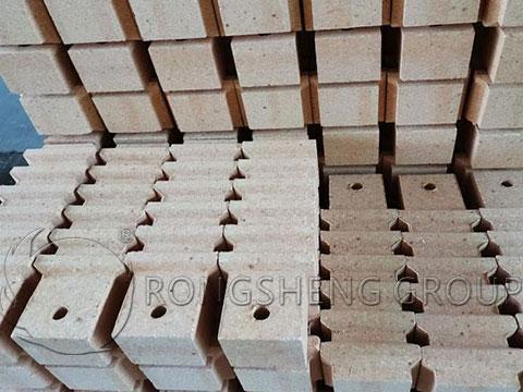 Anchor Bricks with Holes