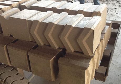 RS High-Quality High Alumina Anchor Bricks